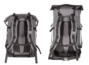 30L-45L Everyday Convertible Backpack AIRSPACE™ BALLISTIC 600D SHELL