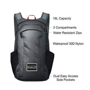 Explora Superlight / Waterproof Backpack / Day sack / Rucksack