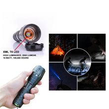 Explora High Power LED Tactical Flashlight / Torch / CREE Chip