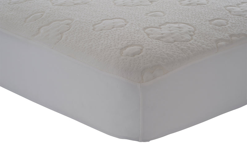 deep pocketed queen mattress cover