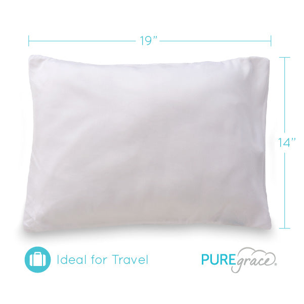 toddler pillow natural