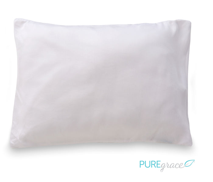 Organic cotton toddler pillow