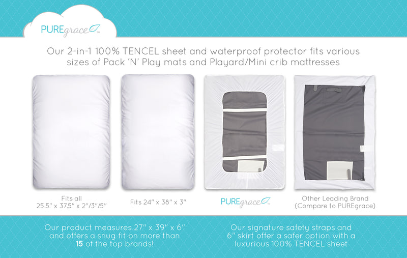 pack and play mattress protector
