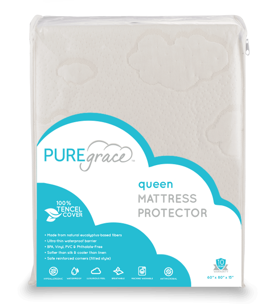 waterproof queen mattress protector