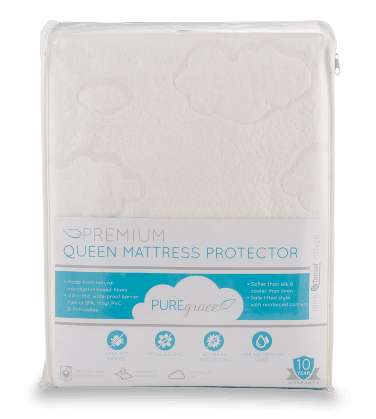 Premium Queen Mattress Protector - Wholesale