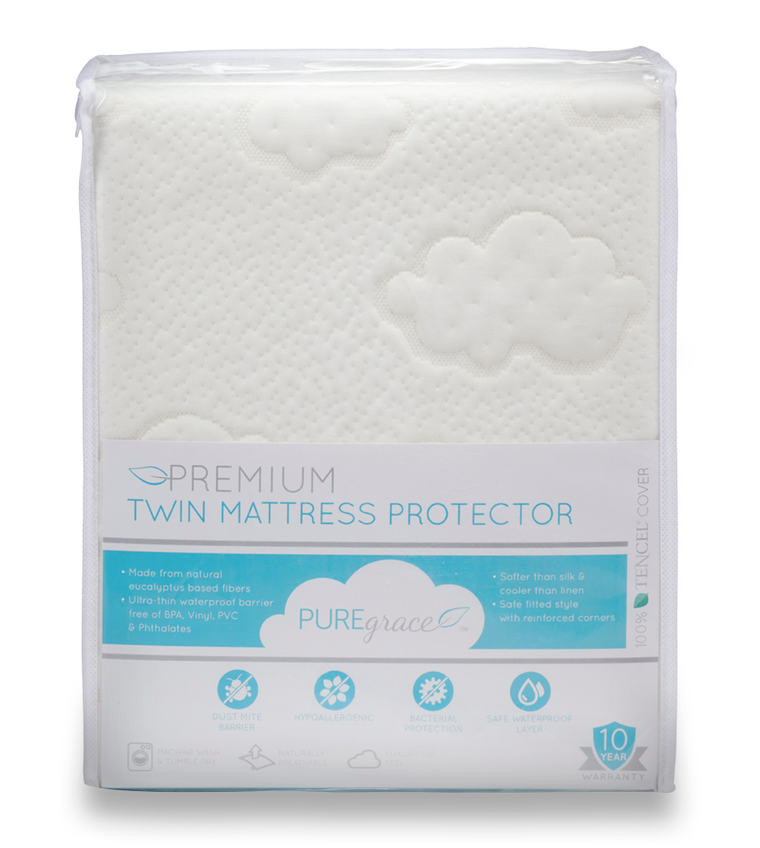 Premium Twin Mattress Protector - Wholesale