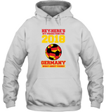 GERMANY MY PREDICTION Hoodie - MatZul