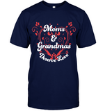MOM AND GRANDMA Unisex T-Shirt - MatZul