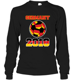 GERMANY 2018 Unisex Long Sleeves T-Shirt - MatZul