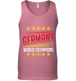 GERMANY WORLD CHAMPION Unisex Tank - MatZul