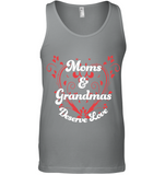 MOM AND GRANDMA Unisex Tank - MatZul