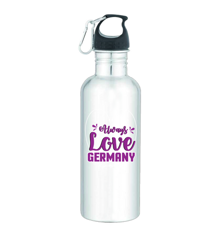 ALWAYS LOVE GERMANY Water Bottles - MatZul