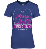 ALWAYS LOVE GERMANY Women's T-Shirt - MatZul