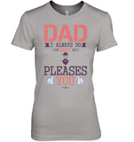 DAD Women´s T-Shirt - MatZul