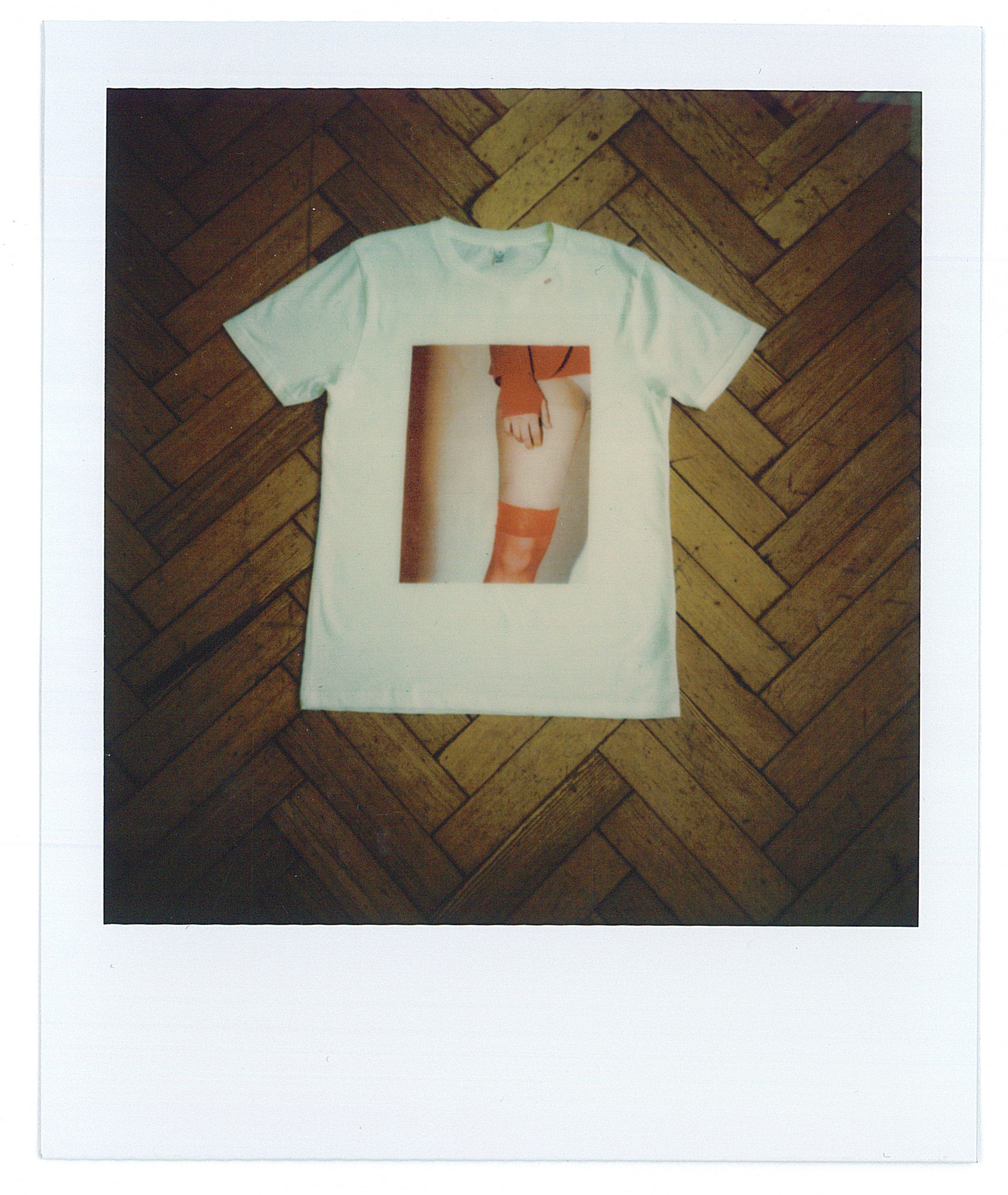 LIMITED EDITION WHITE SHORT SLEEVE T-SHIRT IMAGE A