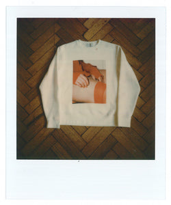 LIMITED EDITION WHITE SWEATSHIRT IMAGE C
