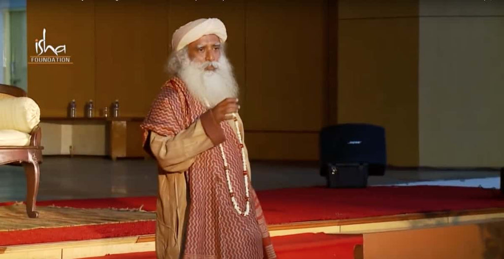 Water Has Memory - Sadhguru at IIT Madras (Part V)