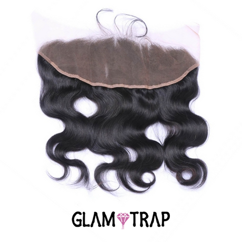 Indian Wavy Lace Frontal (13x4)