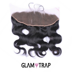 Indian Wavy Lace Frontal (13x6)
