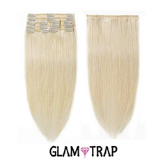 Clip-in Accessory - Blonde