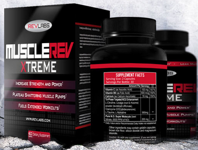 Why you need MuscleRev Xtreme in your life