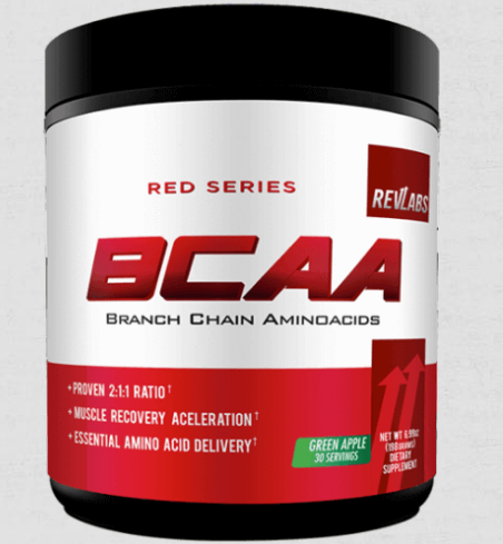 The Power Of BCAA's