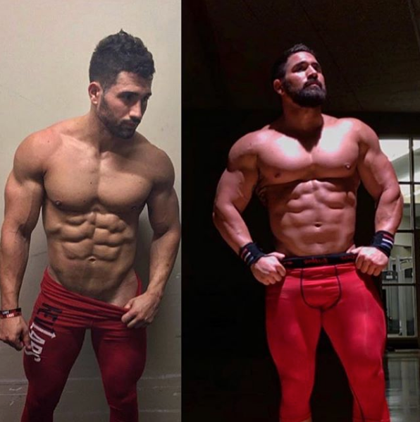 Six Pack Eating Vs. Normal Dieting