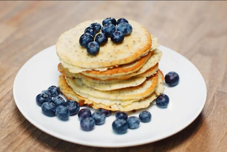 Healthy And Amazing Protein Pancakes!