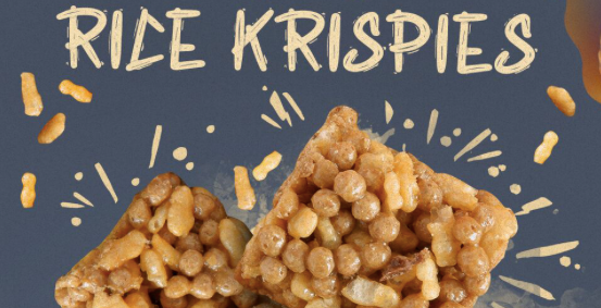 Simple Rice Crispy Recovery Treats Recipe