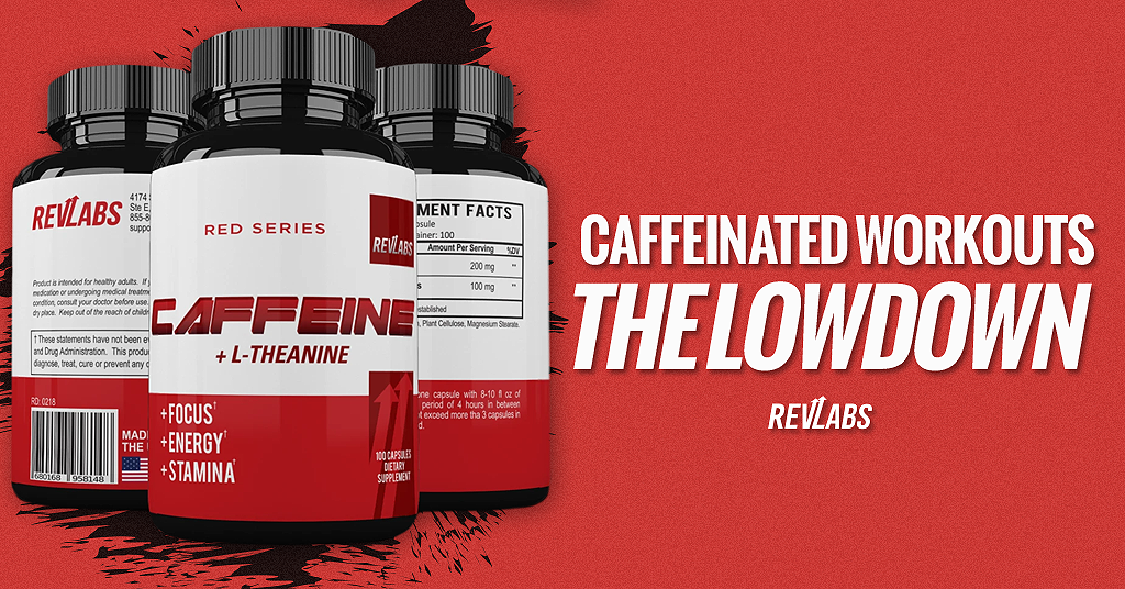 Caffeinated workouts: The lowdown