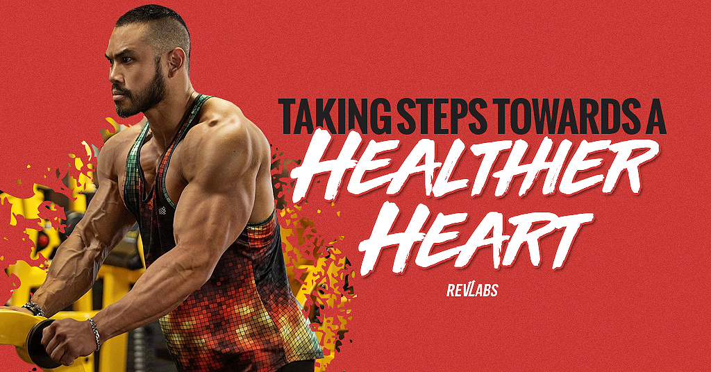 Taking Steps Towards a Healthier Heart