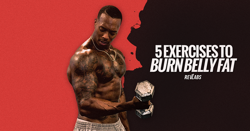 5 Exercises to Burn Belly Fat