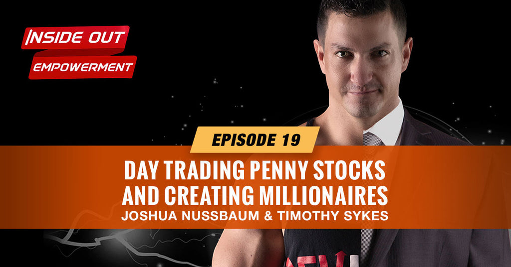 IOE #19: Timothy Sykes - Day Trading Penny Stocks and Creating Millionaires