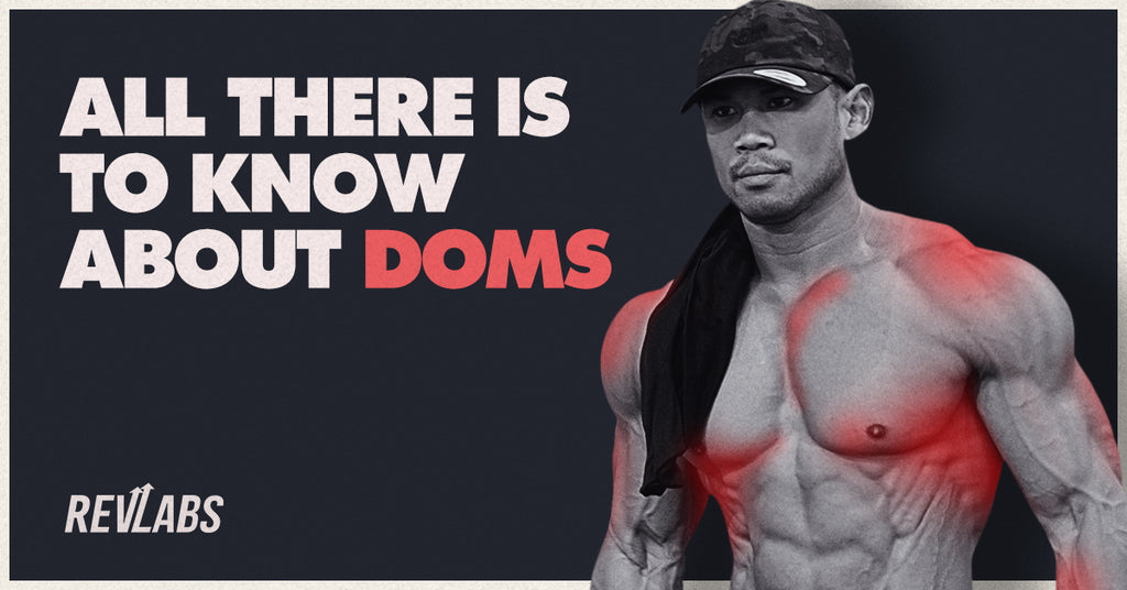 All there is to know about DOMS