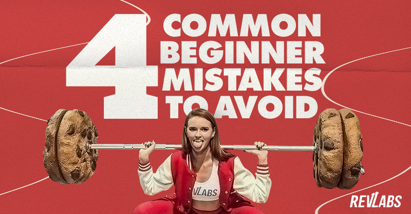 How To Avoid These 4 Beginner Training Mistakes