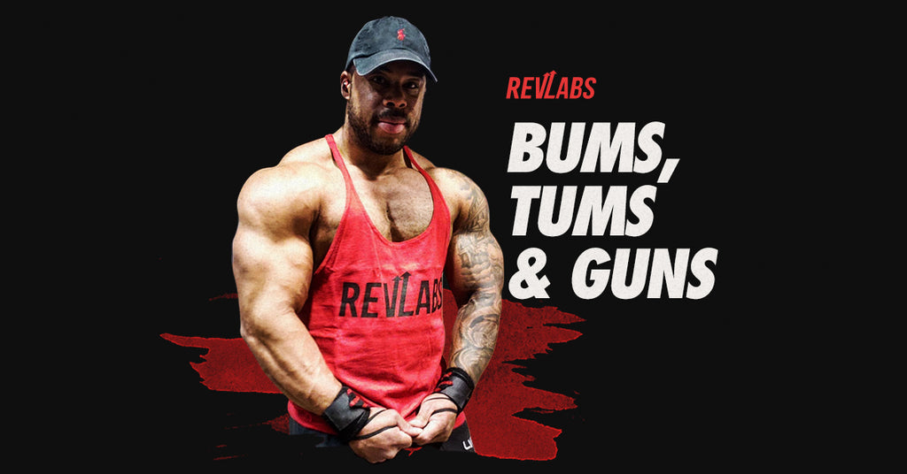 Bums, Tums, and Guns