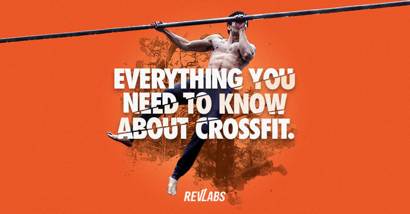 Everything you need to know about Crossfit