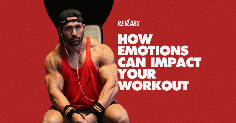 How emotions can impact your workout