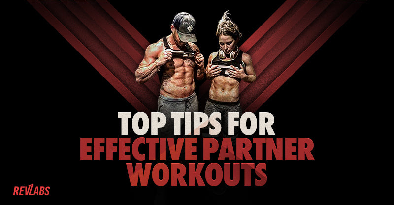 Top tips for effective partner workouts