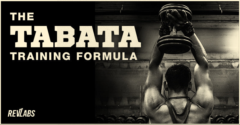 The Tabata Training Formula