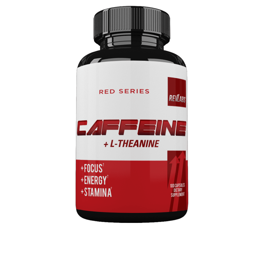 Caffeine + L-Theanine
