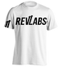 Crew Neck T-Shirt For Men White / Small