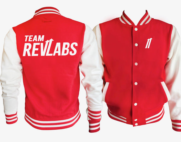 Lettermans Squad Jackets (Exclusive to RevLabs Team Members)