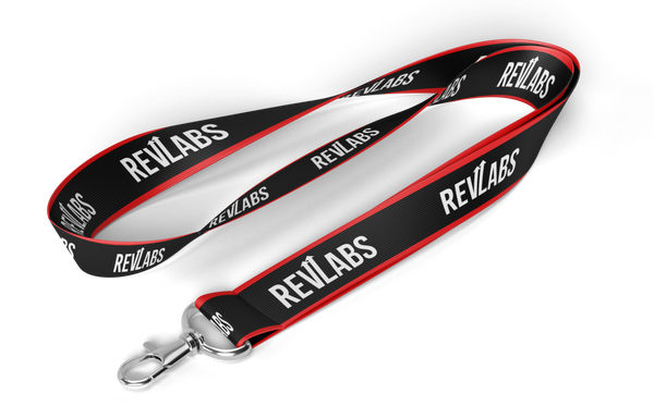 Revlabs Squad Lanyard With Logo