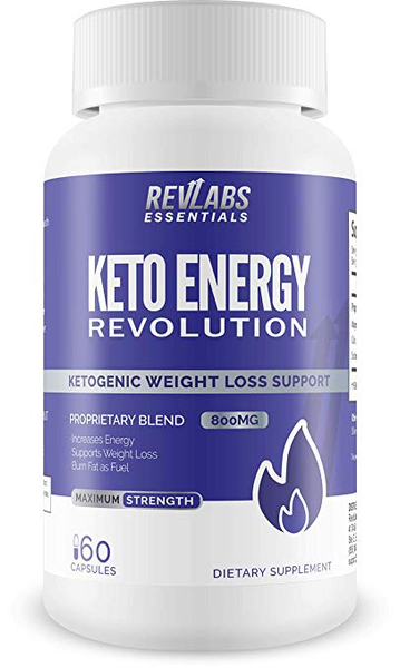 Keto Energy Revolution