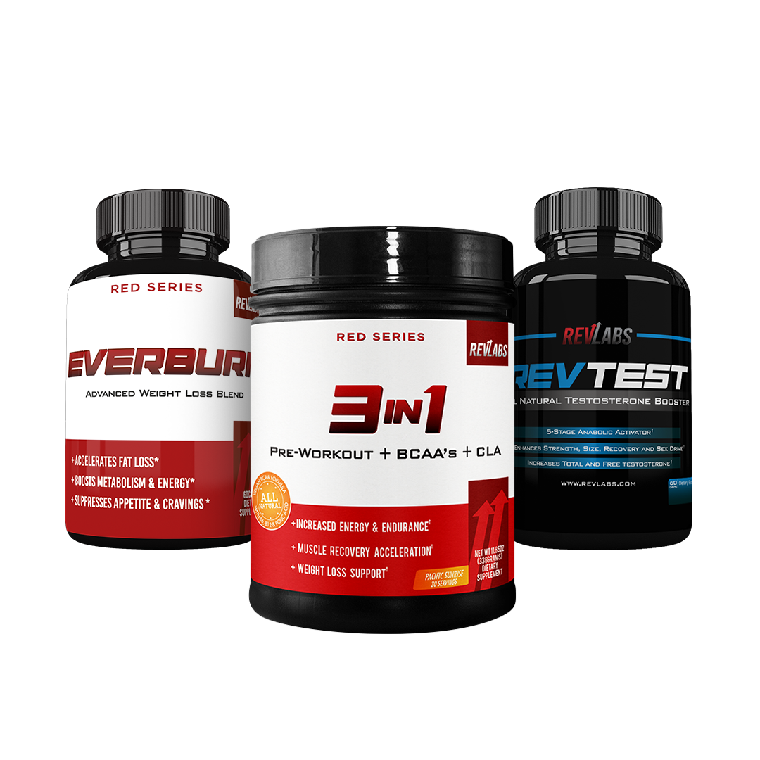 Shape and Tone Jumpstart Pack for Him