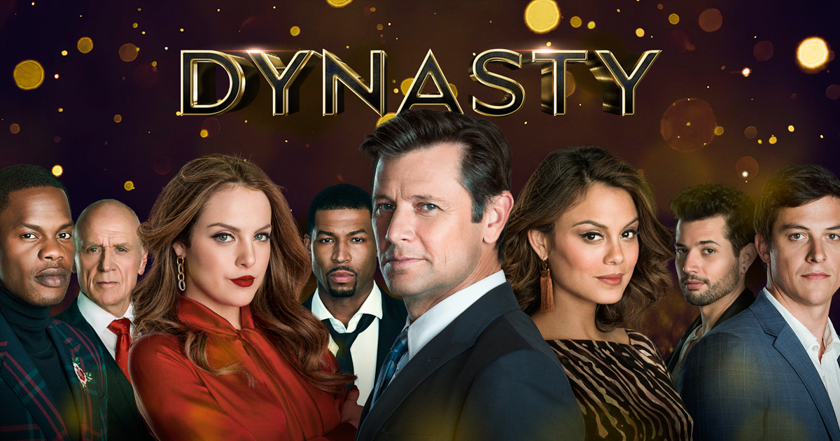 the CW's Dynasty
