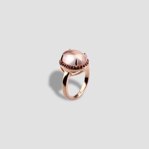 Zenith Oval Ring