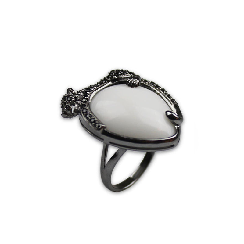 Panther Cocktail Ring