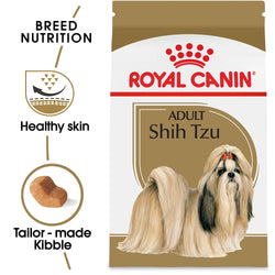 Royal Canin Breed Health Nutrition Shih Tzu Adult Dry Dog Food